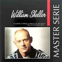 William Sheller ‎CD Master Serie - France (M/VG+)
