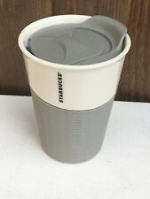 STARBUCKS SILVER BEADED ACRYLIC TUMBLER 16oz//473ml MADE IN CHINA BRAND NEW