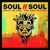 Back To Life: The Collection : Soul II Soul NEW CD Album (SPEC2025    )