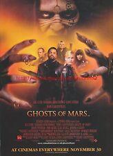 Ghosts Of Mars 2002 Magazine Advert #7047