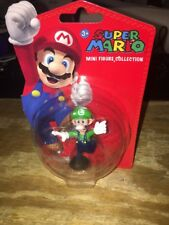 Super Mario Mini Figure Collection Nintendo Luigi
