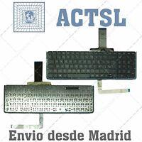 TECLADO ESPAÑOL para PORTATIL HP Envy 17-3000 Series Black (Without Frame)