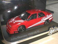 HPI RACING 8080 - Alfa Romeo 155 V6 TI red - 1:43 Made in China