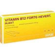 VITAMIN B12 Hevert forte Injekt Ampullen 10X2ml PZN 4836089
