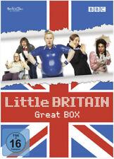 8 DVD-Box * LITTLE BRITAIN - GREAT BOX # NEU OVP +