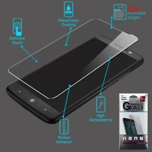 For ZTE Blade Max 3 XL Blue Tempered Glass Screen Protector Film Guard Premium