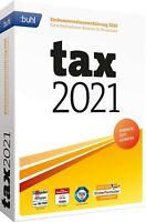 Tax 2021 (für Steuerjahr 2020) NEU OVP