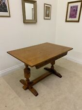 WOOD DINING TABLE GORGEOUS EXTENDABLE LOVELY WOODWORK