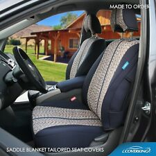 Coverking Saddle Blanket Custom Tailored Front Seat Covers for Chevy K1500