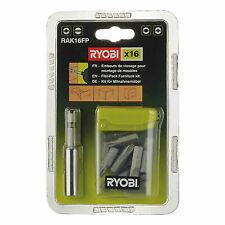 Ryobi RAK17SDC Screwdriver Bit Set 17pc