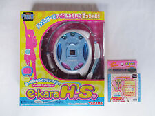 e-Kara HS HeadSet Mermaid Melody Pichi Pichi Pitch Cartridge 2002 TAKARA New