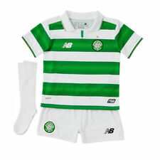 Maillots de football de club étranger blancs enfant