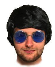 hombre adulto Boyband Peluca de Disfraz Corto Pop años 60 70 80