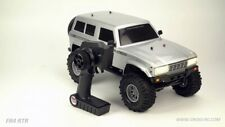 Cross-RC CZRFR4RTRB - FR4 Demon 1/10 4WD Crawler RTR, Gunmetal Free Shipping
