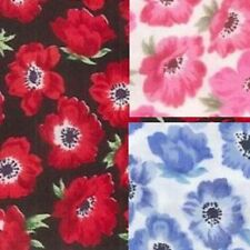 "Unbranded Flowers & Plants 45"" Craft Fabrics"