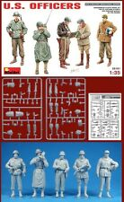 o MiniArt 35161 - US Officers (World War II)   (scala 1/35)
