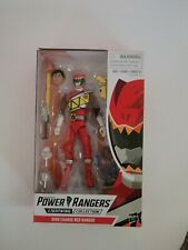 Hasbro Power Rangers Lightning Collection Dino Charge Red Ranger 6in Action Fig?
