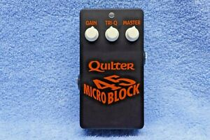 Quilter Micro Block 45 Guitar Amplifier-Pedal Sized Amp!!