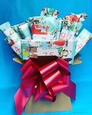 Advent Calendar Bouquet Chocolate Gift Box Personalised Hamper Christmas Treat