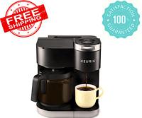 *** NEW - KEURIG K-Duo*** Single Serve & Carafe Coffee Maker