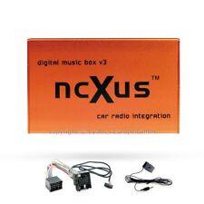ncXus V3 Pro USB SD MP3 CD Wechsler für BMW E36 E38 E39 E46 Mini RDS Business CD