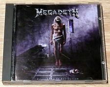 Megadeth - Countdown To Extinction (1992) CD, US-Heavy Metal, gebraucht