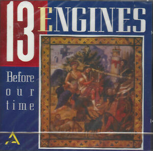 13 Engines ‎– Before Our Time      new cd in seal