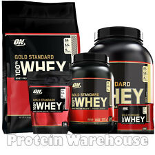 Optimum Nutrition Gold Standard 100% Whey Protein ON 6 Serv 2lb 5lb 2.25kg