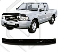 SCOUTT HOOD DEFLECTOR BONNET GUARD PROTECTOR for FORD RANGER 2003-2007