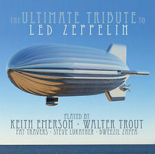 CD Led Zeppelin - The Ultimate Tribute von Various Artists 2CDs