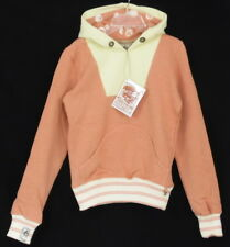 Neu YAKUZA Damen KULT Sweatshirt Pullover Hoodie Kapuzenpullover Gr.XS 34 orange