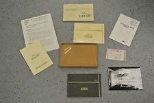 OEM 1986 Jaguar XJ6 Vanden Plas Series III Hand Book Owners Manual RARE!!!