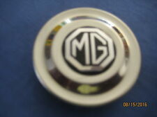 MG MIDGET  ROSTYLE WHEEL CENTRE CAP INCLUDING BADGE   bc89 ze29
