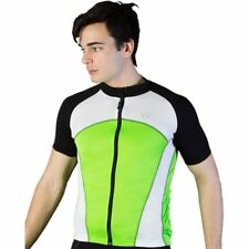 Maillots blancs pour cycliste taille XL