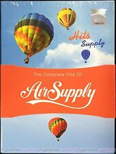 AIR SUPPLY The Complete Hits Supply MALAYSIA FOLD DIGIPAK GIFTPACK DSD 3 CD SET