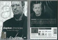 Eric Clapton. The Best of Eric Clapton. Chronicles 1985/1999 (1999) DVD NUOVO SI