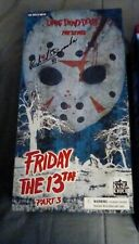 Mezco Living Dead Dolls Friday the 13th Part 3 signed by Richard Brooker Proof!