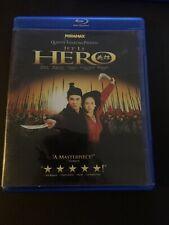 Hero (Blu-ray, 2002) Jet Li Tarantino Presents Donnie Yen