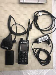 Motorola MTP 850 Tetra Funkgerät