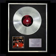 SLIPKNOT / SLIPKNOT CD PLATINUM DISC RECORD VINYL LP