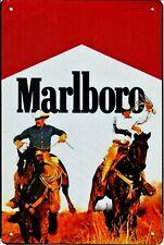 """Retro Blechschild Vintage Nostalgie look 20x30cm """"Marlboro"""" neu"""