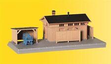 Kibri 39349 Nebengebäude mit Schuppen, Bausatz, H0