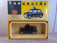 Vanguards Austin 7 Mini Birmingham Police 1:43 Scale Diecast Model Car England
