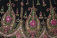 Tie Dye Boho Gypsy Hippy Long Sequin Party Skirt Dress 8 10 12 14 16 18 20 22 24
