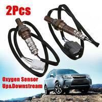 2x Air Fuel Ratio Oxygen Sensor Up&Downstream for Forester 2003 2004 2.5L