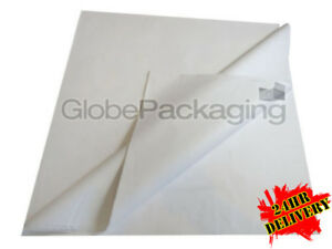 500 LARGE Sheets Of Acid Free Tissue Paper 500x750mm