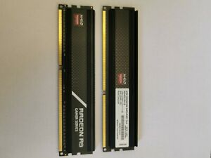 8GB (2x4GB) AMD Radeon R9 Gamer Series DDR3 Memory 2400MHz CL11 (R938G2130U1K)