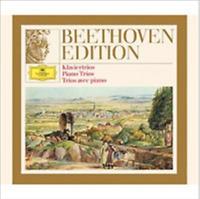 Beethoven Piano Trios Kempff Szeryng Fournier JAPAN 4 CD TOWER RECORDS