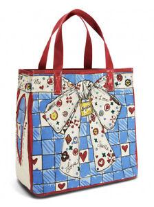NWT Brighton Collectibles Love Sparkle Tote D30228 Hearts Bag Purse