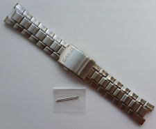 Genuine Replacement Watch Band 20mm Stainless Steel Bracelet Casio EF-305D-1A